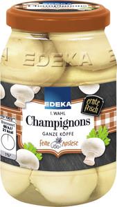 EDEKA Champignons 1. Wahl ganze Köpfe klein 180 g