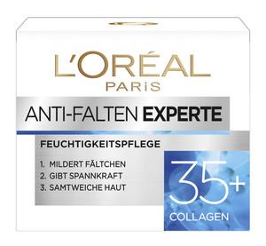 L'Oréal Anti-Falten Experte Feuchtigkeitspflege 35+ Collagen 50 ml