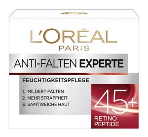 L'Oréal Anti-Falten Experte Feuchtigspflege 45+ Retino Peptide 50 ml
