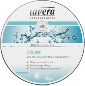 lavera Naturkosmetik Creme Soft  150 ml