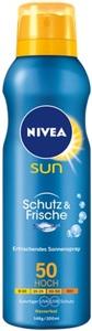 Nivea Sun Schutz & Frische Sonnenspray LSF 50 200 ml