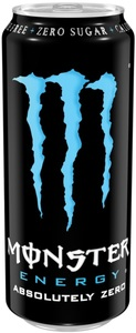 Monster Absolute Zero Energydrink 0,5 ltr