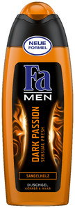 Fa Duschgel Men Dark Passion Sensual Fresh  250 ml