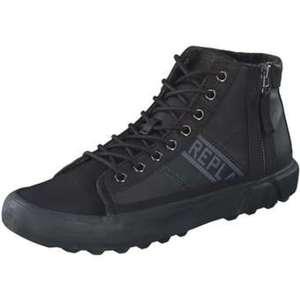 Replay High Sneaker Herren schwarz