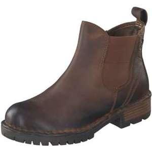 Bugatti Chelsea Boots Damen braun