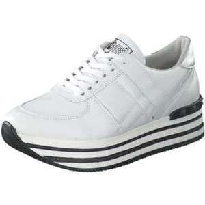 Post Xchange Plateau Sneaker Damen weiß