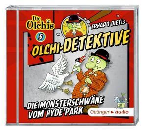 Olchi-Detektive 5 Die Monsters
