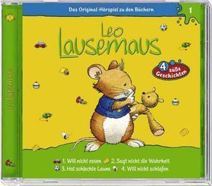Leo Lausemaus 1: ... will nicht essen