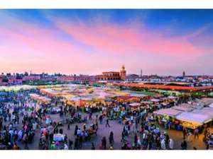 Marokko - Rundreise & Baden