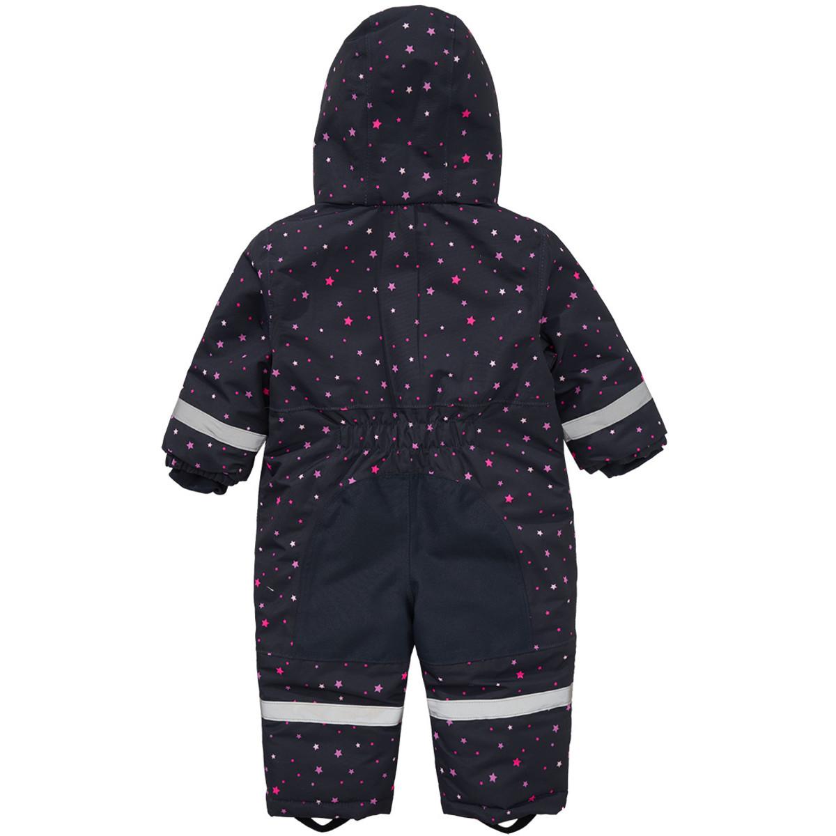 Bild 2 von Baby Schneeoverall mit Sternen-Print
