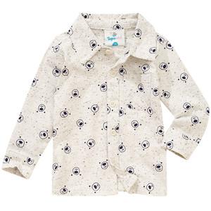 Baby Hemd mit langen Ärmeln