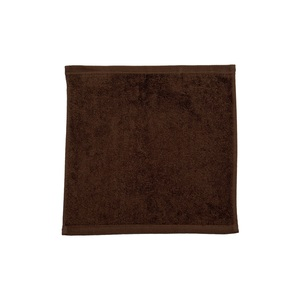 ROSS Uni-Frottier-Seiflappen VITA 30 x 30 cm in Kaffee