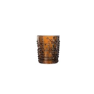 NACHTMANN Trinkglas /Whiskyglas 348 ml PUNK COPPER Kupferrot