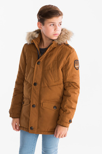 Here and There         Parka