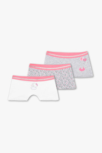 Hello Kitty - Slip - 3er Pack - Glanz Effekt