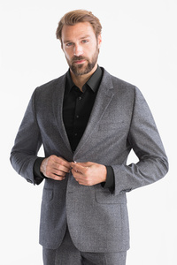 Westbury         Baukasten-Wollsakko - Tailored Fit