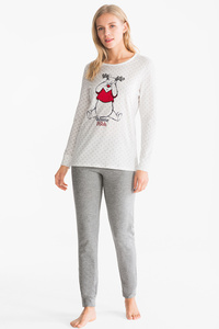 Lingerie         Winnie Puuh - Pyjama