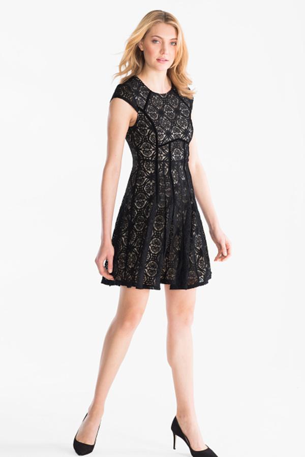 super service neu authentisch verkauf uk Yessica, Fit & Flare Kleid - festlich
