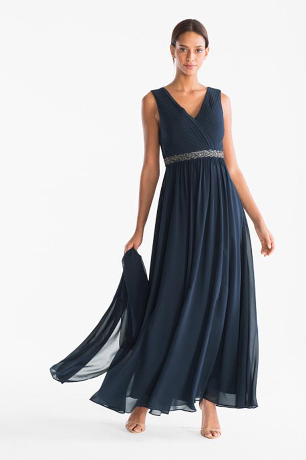 verschiedene Stile seriöse Seite neue Version Yessica, Fit & Flare Kleid - festlich - Glanz Effekt
