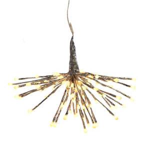 GALERIA SELECTION             Leucht-Stern, Weihnachten, 40 cm, 120 Leuchten