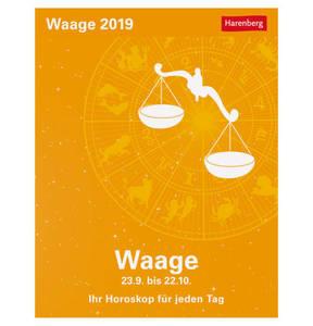 Harenberg             Waage Sternzeichenkalender