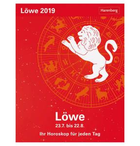 Harenberg             Löwe Sternzeichenkalender