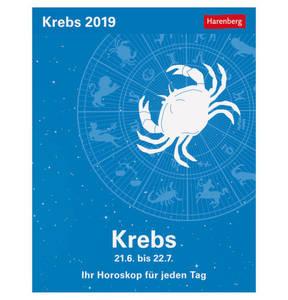 Harenberg             Krebs Sternzeichenkalender