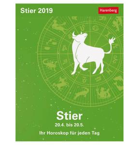 Harenberg             Stier Sternzeichenkalender