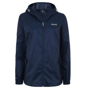 "REGATTA             Regenjacke ""Pack It"", wasserdicht, atmungsaktiv, winddicht, für Damen"