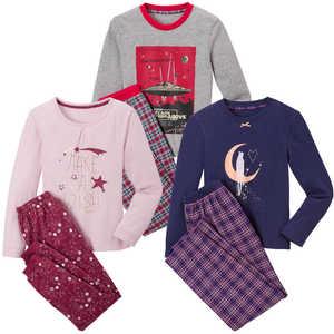 HIP & HOPPS®  Mädchen- oder Jungen-Pyjama