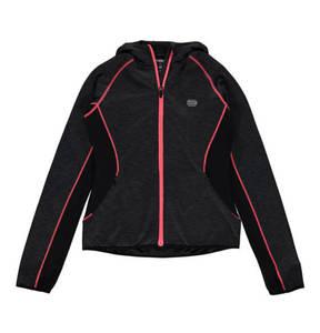 manguun sports             Trainingsjacke, atmungsaktiv, Ziernähte, für Mädchen