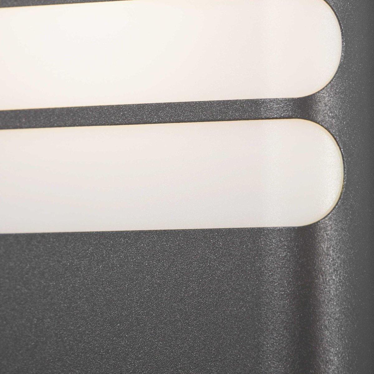 Bild 3 von Philips LED-Außenwandleuchte   Raccoon