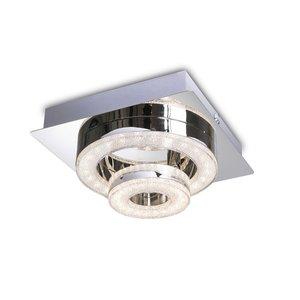 LeuchtenDirekt LED-Deckenleuchte   Tim
