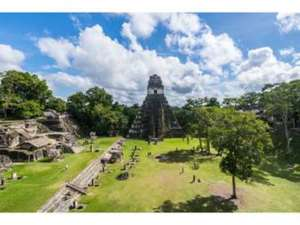 Mexiko, Guatemala, Belize – Rundreise