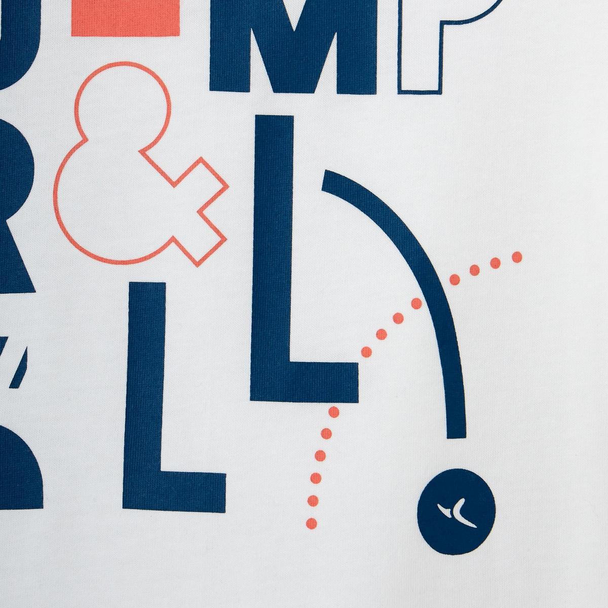 Bild 3 von T-Shirt 100 2er-Pack weiß/blau