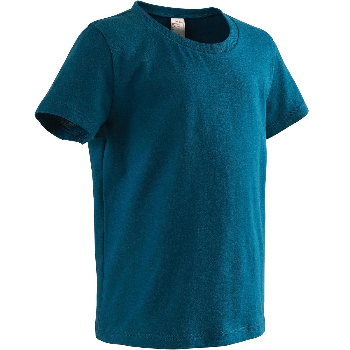 Bild 5 von T-Shirt 100 2er-Pack weiß/blau