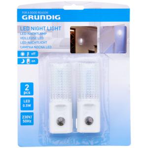 Grundig LED-Nachtlampe