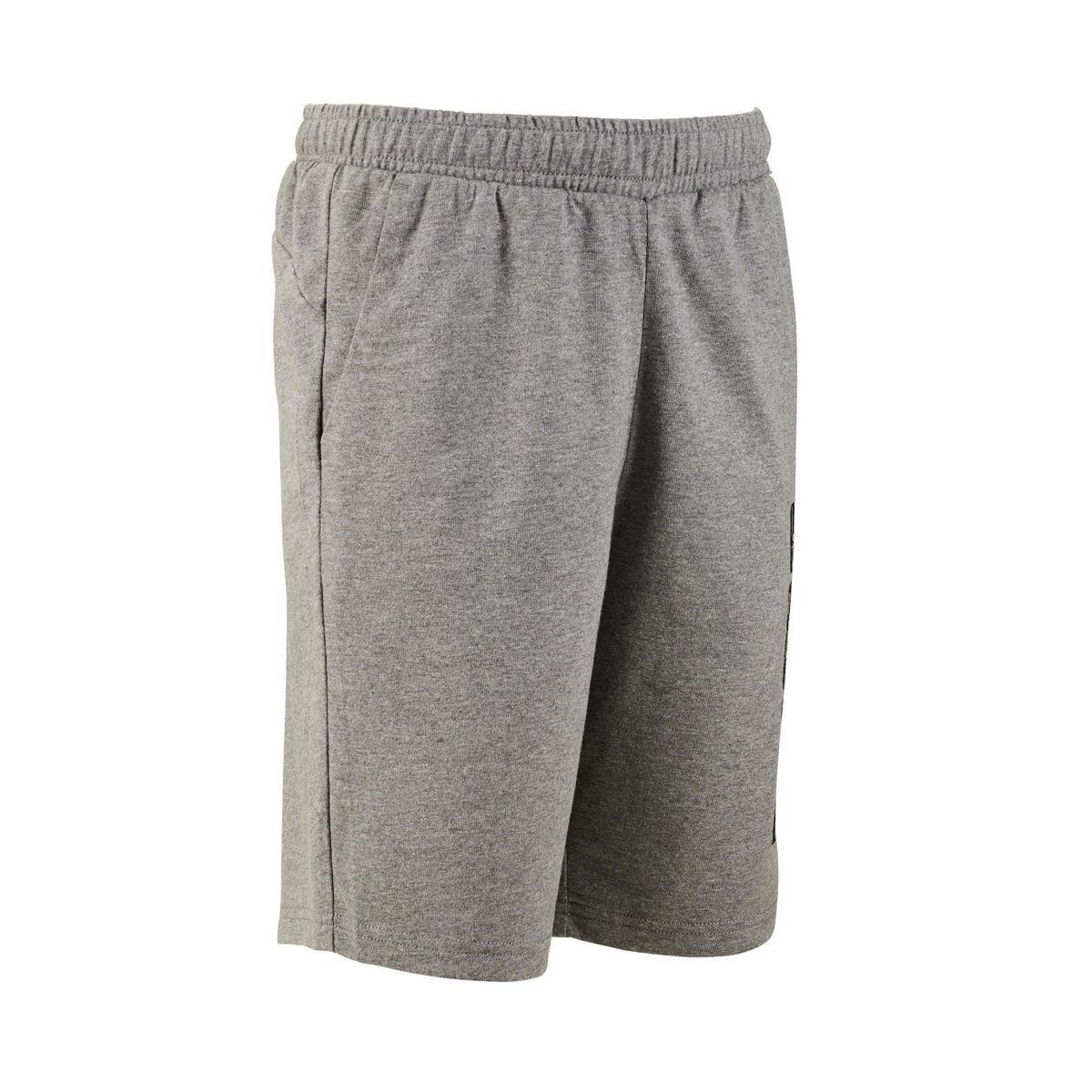 Bild 1 von Sporthose kurz Gym Kinder grau