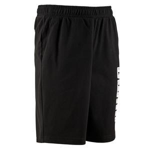 Sporthose kurz Kinder schwarz