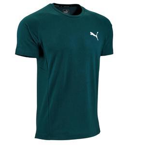 T-Shirt 2.500 Pilates sanfte Gymnastik Herren grün