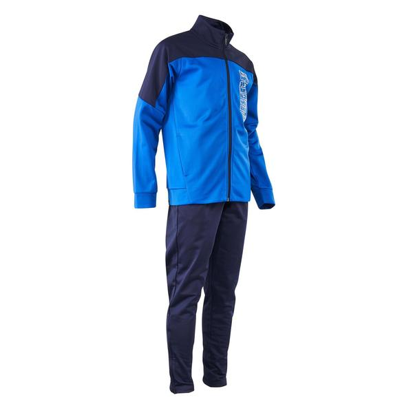 Trainingsanzug Kinder blau