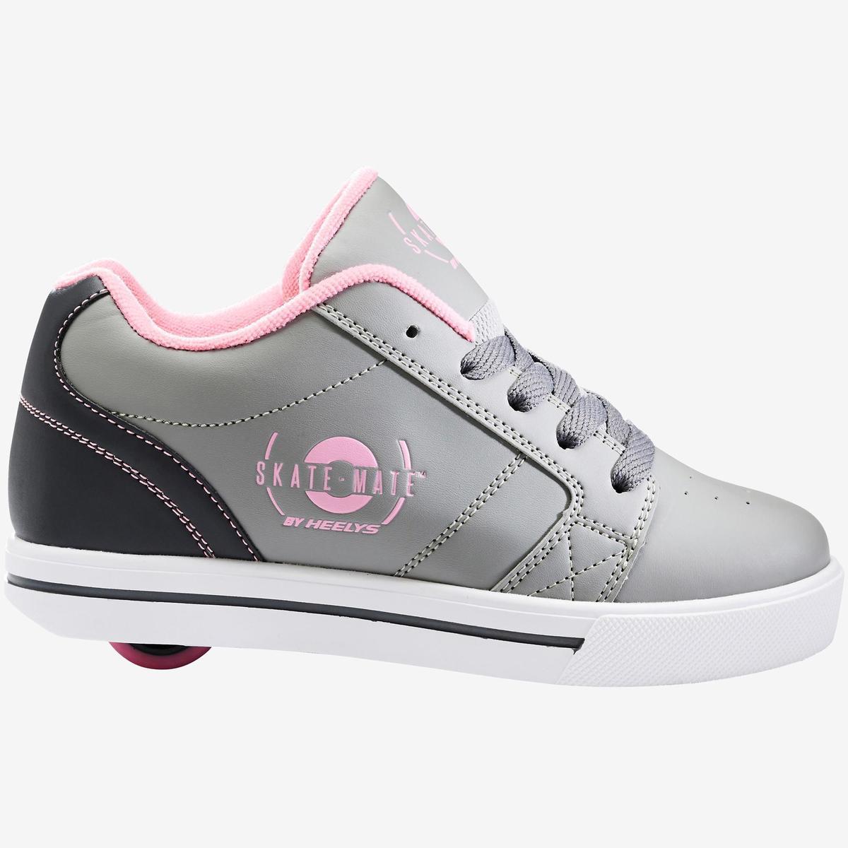 Bild 2 von Heelys Skate-Mate Mädchen grau/pink