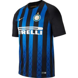 Fußballtrikot Inter Mailand Kinder marineblau