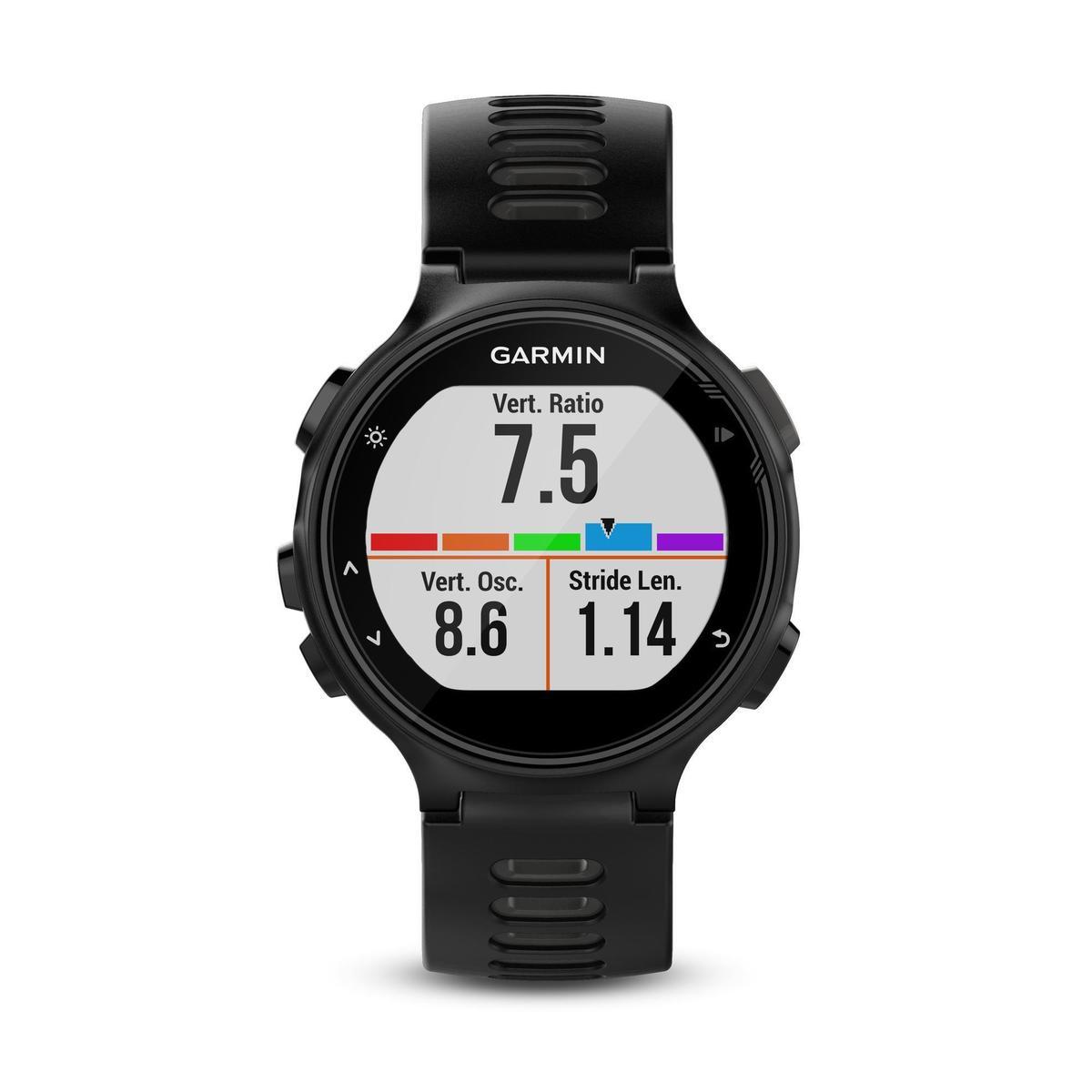 Bild 4 von GPS-Pulsuhr Forerunner 735 XT HF-Messung am Handgelenk schwarz