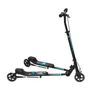 3-Rad-Roller Fun-Scooter Slider 2015 schwarz/blau
