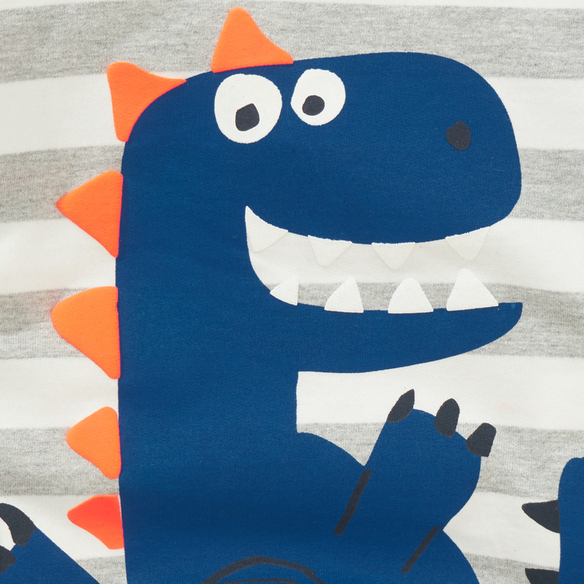 Bild 2 von Baby Sweatshirt mit Dino-Print