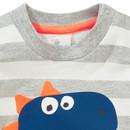 Bild 3 von Baby Sweatshirt mit Dino-Print