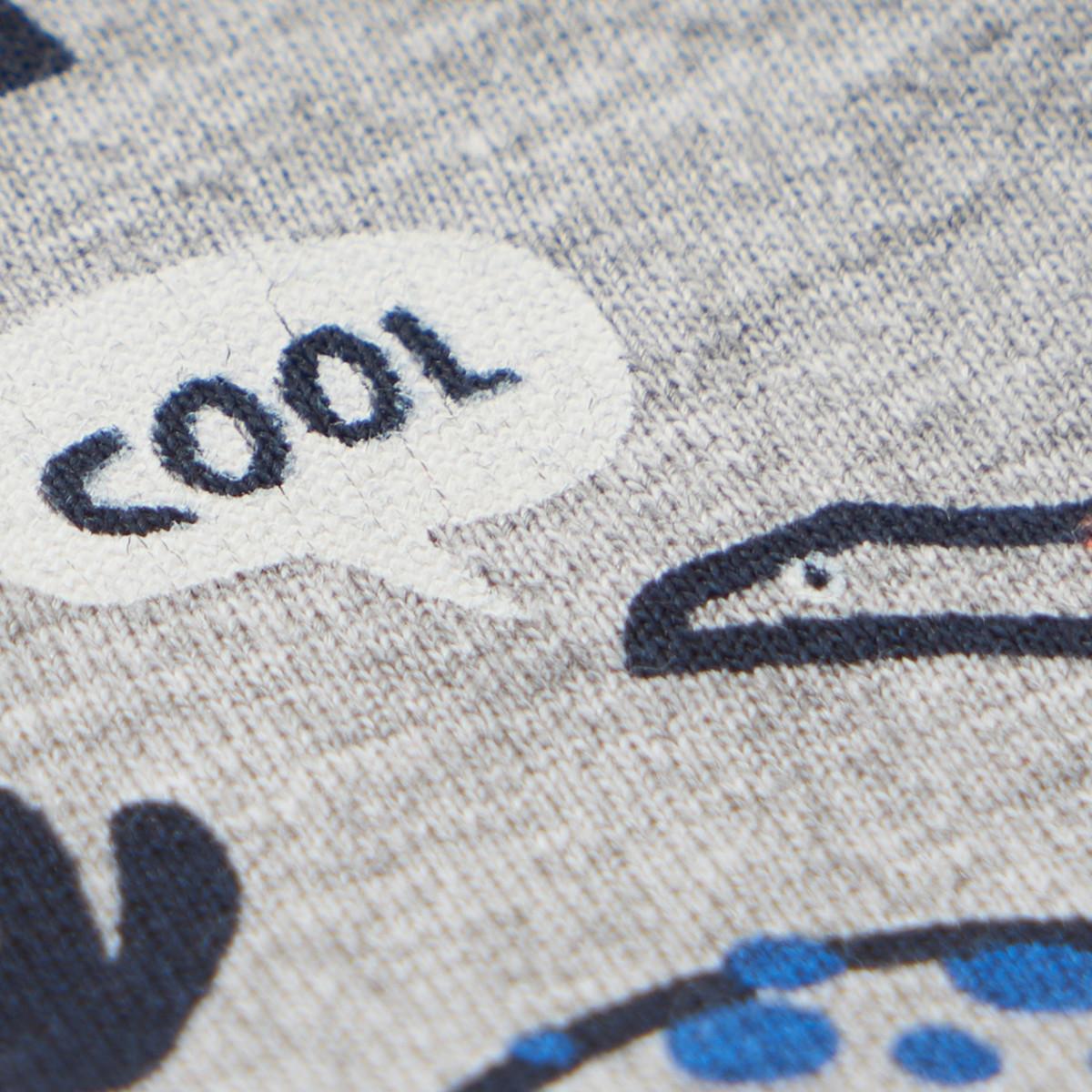 Bild 5 von Baby Langarmshirt mit Dino-Print