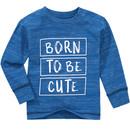 Bild 1 von Baby Langarmshirt mit Message-Print