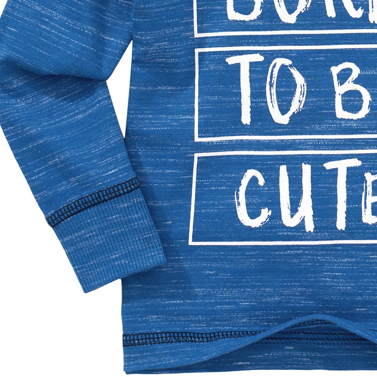 Bild 3 von Baby Langarmshirt mit Message-Print